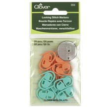 Clover Lock Ring Markers